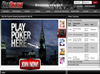 Betonline Poker Website
